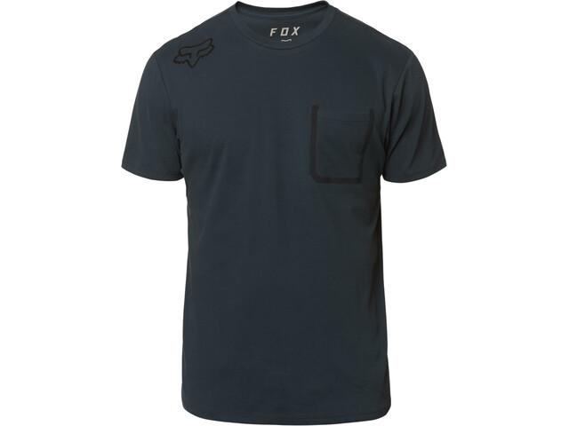 Fox Redplate 360 Airline Crew Neck SS Shirt Herren navy